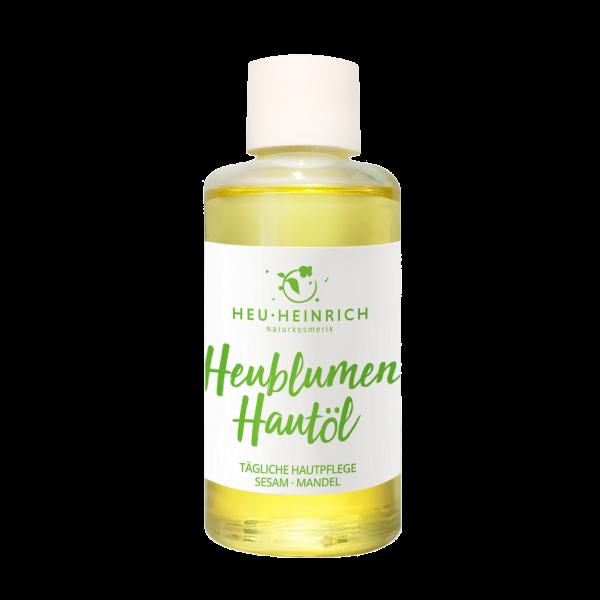 Heublumen-Hautöl - Naturkosmetik von Heu-Heinrich