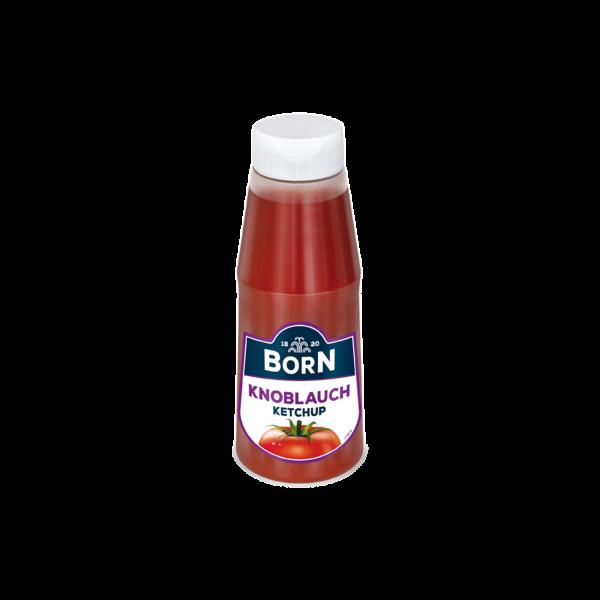 Knoblauch Ketchup