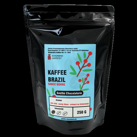 100% Brasilien Kaffee