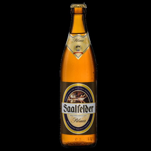 Saalfelder Pilsener - 0,5l