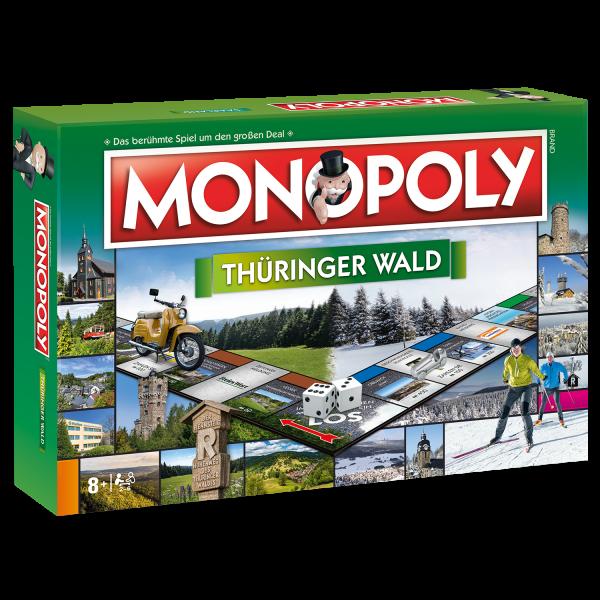 Monopoly Thüringer Wald