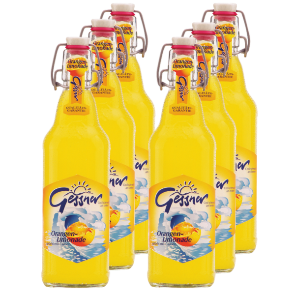 Orangen-Limonade