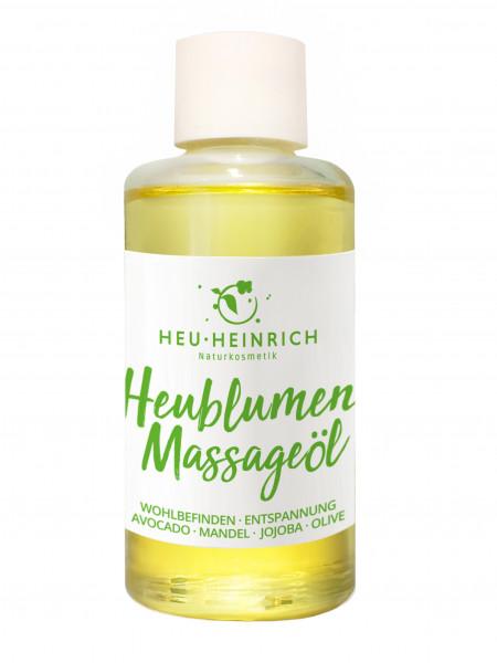 Heublumen Massageöl von Heu-Heinrich®