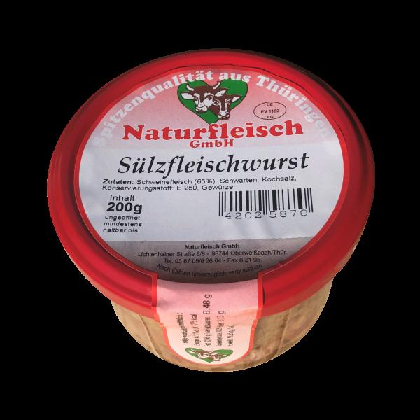 Sülzfleischwurst