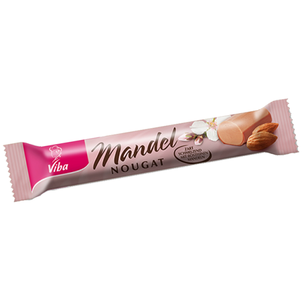 Mandel Nougat Stange