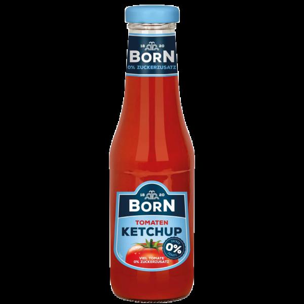 Tomatenketchup ohne Zuckerzusatz