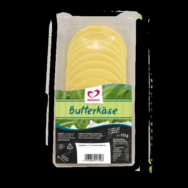 Butter-Scheibenkäse