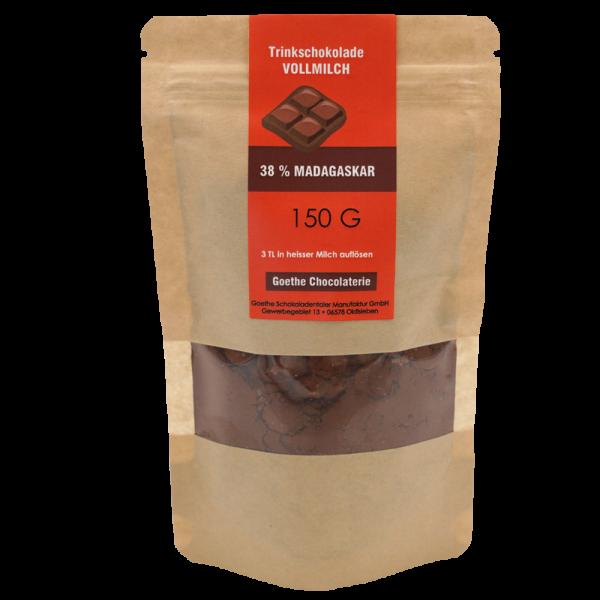 Trinkschokolade Vollmilch