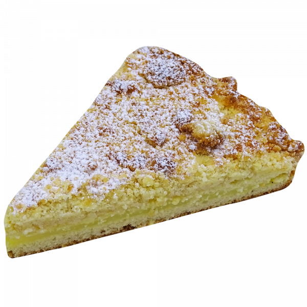 Streuselkuchen von der Bäckerei Anton