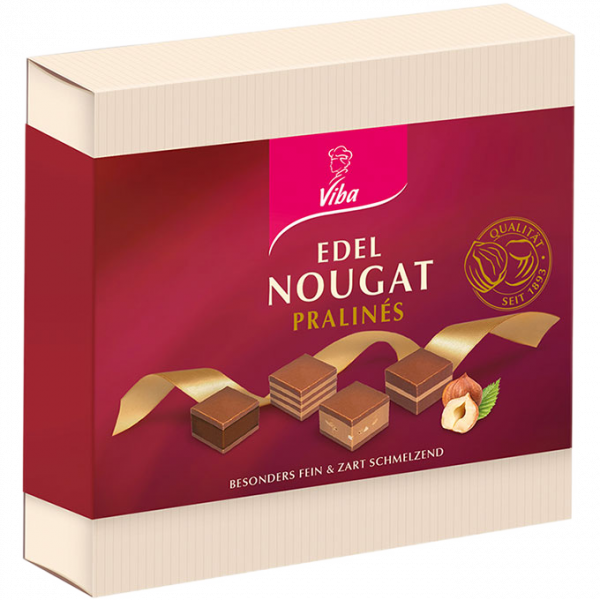 Viba Nougat Pralines - Geschenkverpackung