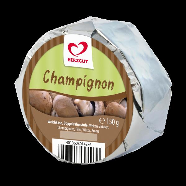 Weichkäse Champignon