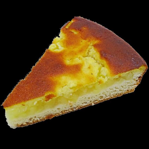 Apfelkuchen von der Bäckerei Anton