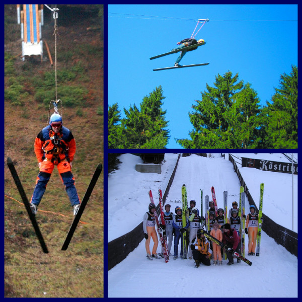 "Skiflyer ""Winner"""
