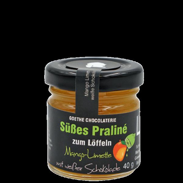 Praliné Mango-Limette