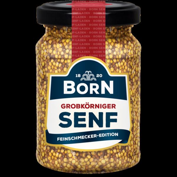 Born Feinschmecker-Edition Grobkörniger Senf