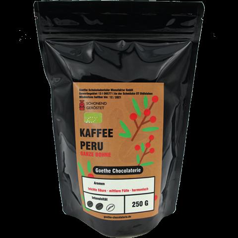100% Peru Bio Kaffee