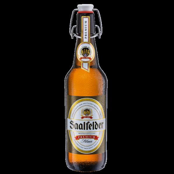 Saalfelder Premium Pilsener - 0,5l