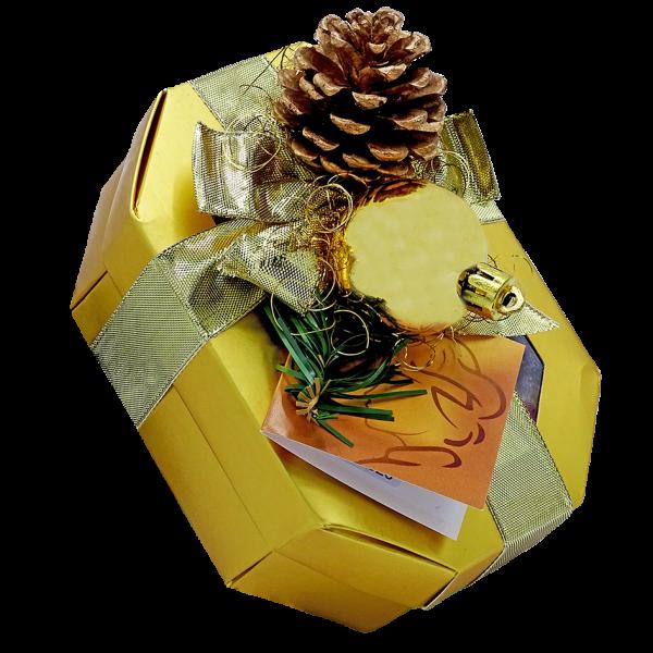 """Süße Nougatbox """"Weihnachten"""""""