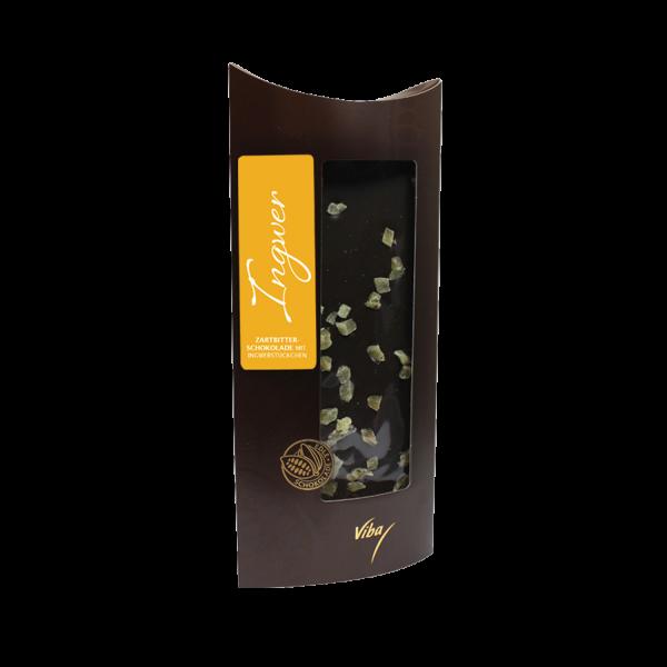 Ingwerschokolade