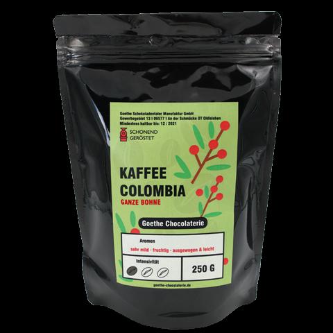 100% Columbien Kaffee