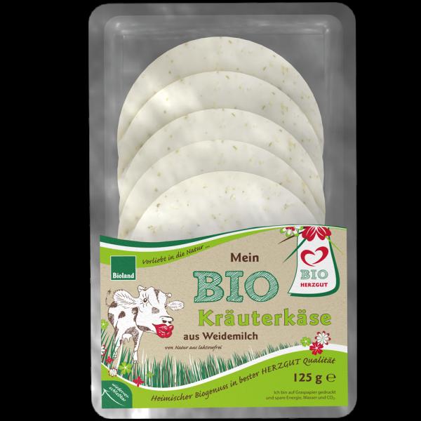 Herzgut Bio Kräuter-Käse
