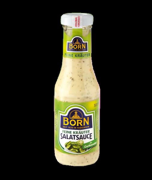 Feine Kräuter Salatsauce