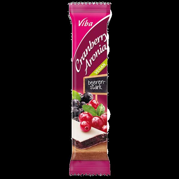 Genussriegel Cranberry-Aronia