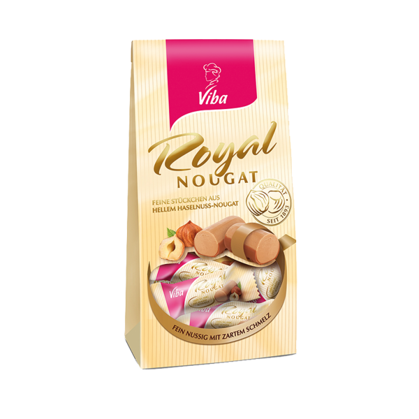 Royal-Nougat Beutel