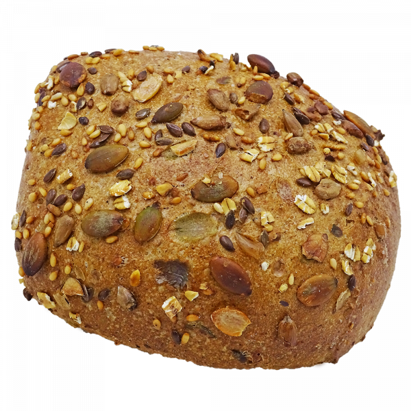 Maxi-Korn Brötchen der Bäckerei Anton