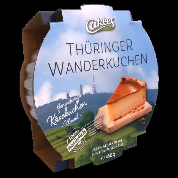 Thüringer Wanderkuchen
