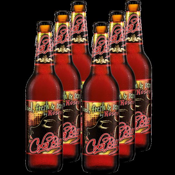 Rosen Cola-Bier