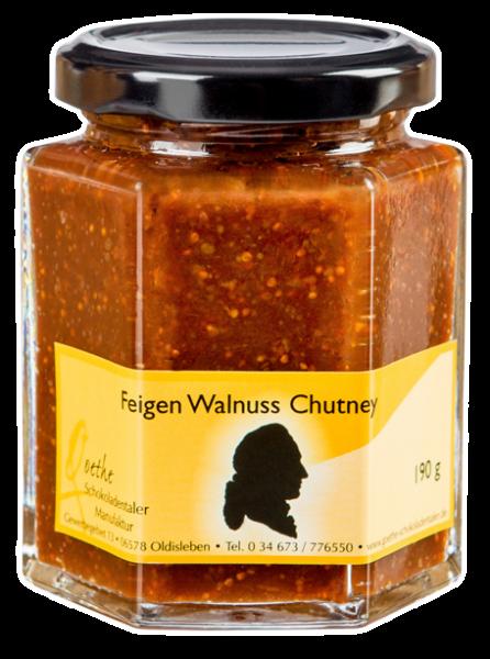 Feigen-Walnuss-Chutney