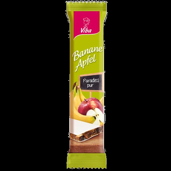 Genussriegel Banane Apfel