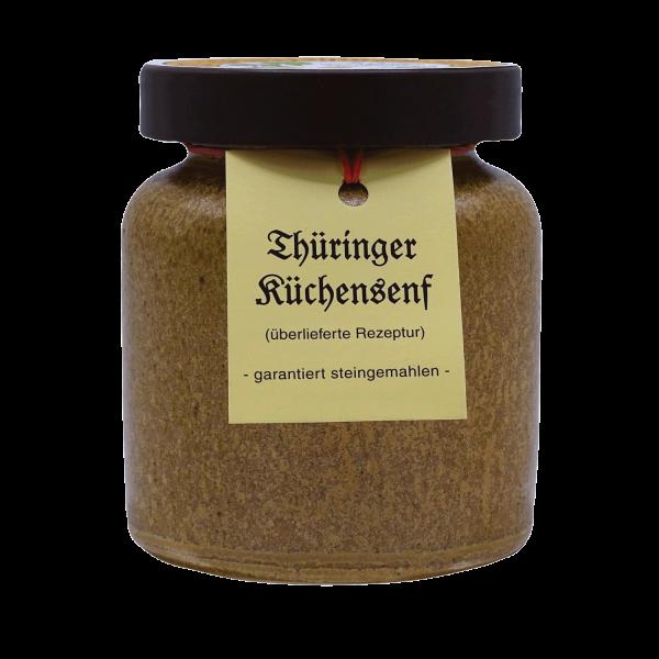 Thüringer Küchensenf - Senfmühle Kleinhettstedt